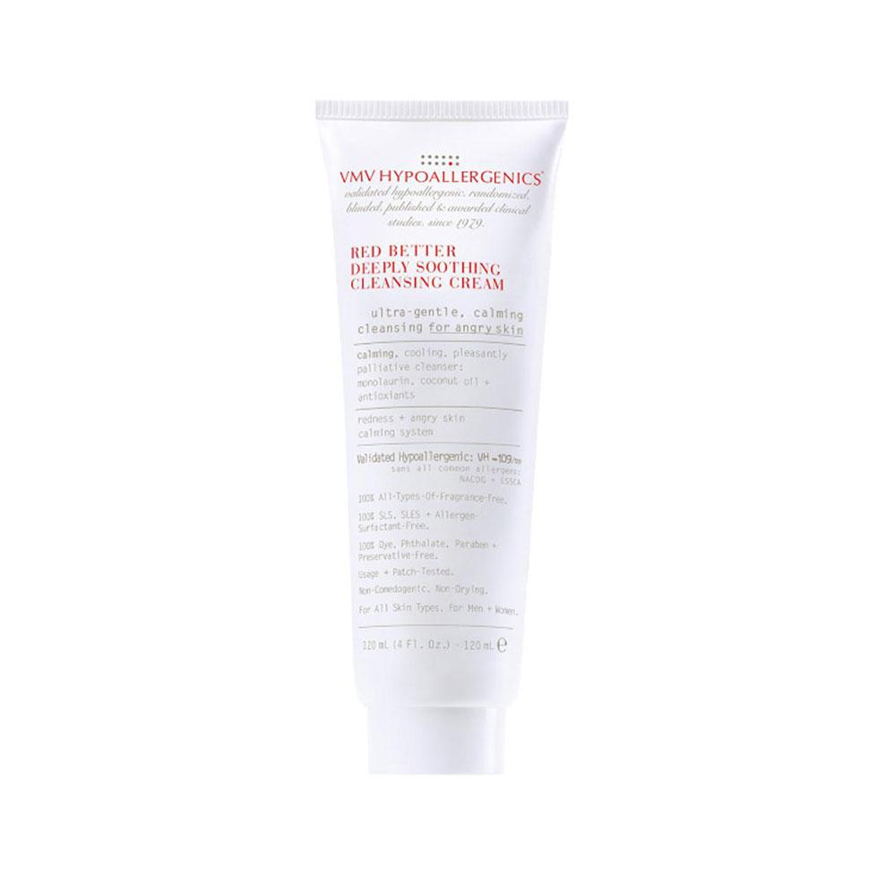 VMV Hypoallergenics Red Better Deeply Soothing Cleansing Cream
