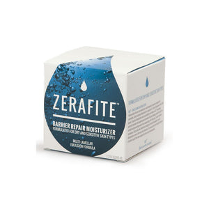 Box With Jar Of Zerafite Barrier Repair Moisturizer Product
