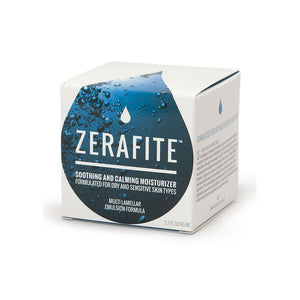 Box With Jar Of Zerafite Soothing and Calming Moisturizer Product