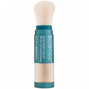Container of Colorescience Sunforgettable Total Protection Brush On Sunscreen SPF 50 Product