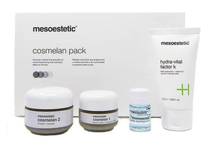mesoestetic cosmelan pack