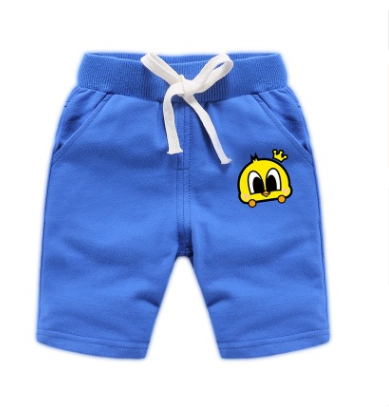 Children's clothing boys summer shorts children's cotton casual children summer chicken head pattern baby thin | KIDZOYA