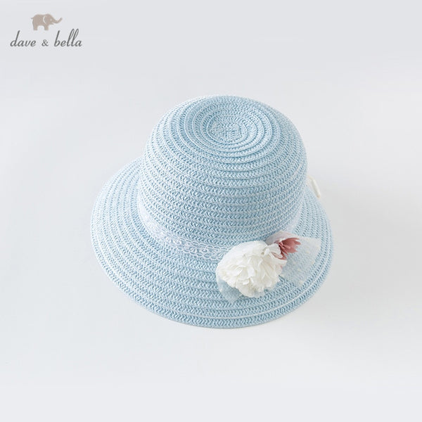DB13400 Baby Girl Spring Summer Hat Children Floral | KIDZOYA