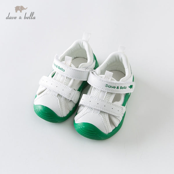 DB14417 Summer Baby Boys Fashion Sandals New Born Infant Shoes