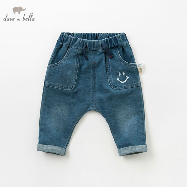 spring baby boys clothing children full length kids pants infant toddler trousers | KIDZOYA