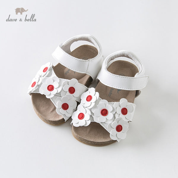 DB12631 Summer Baby Girl Fashion Sandals New Born Infant Shoes | KIDZOYA