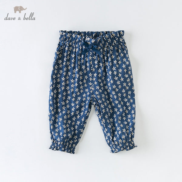 DBM13815 Summer Baby Girl Pants Children Kids Pants Infant Toddler | KIDZOYA