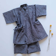 Load image into Gallery viewer, Grey Marl Jinbei