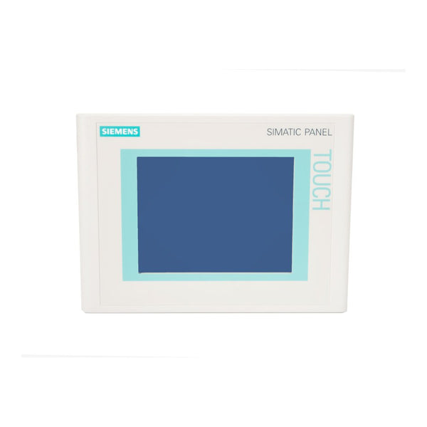 "Siemens 6AV6642-0AA11-0AX1 SIMATIC TOUCH PANEL TP 177A 5,7"" BLUE MODE STN-DISPLAY, MPI/PROFIBUS-DP INTERFACE, CONFIGURABLE WINCC FLEXIBLE 2004 COMPACT HSP UPWARDS"