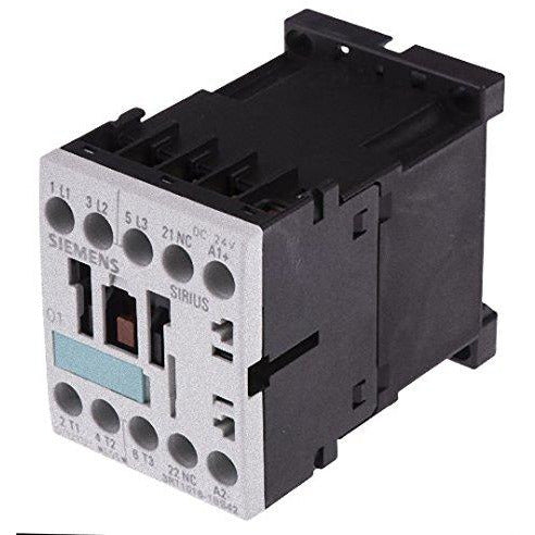Siemens SIRIUS 3R - contactor 3RT1 Siemens 3RT1016-1BB42 1 normally closed contact S0024 Vdc