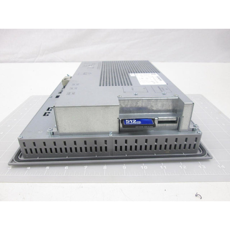 Siemens 6AV6 644-0AA01-2AX0 MP377 Operator Interface