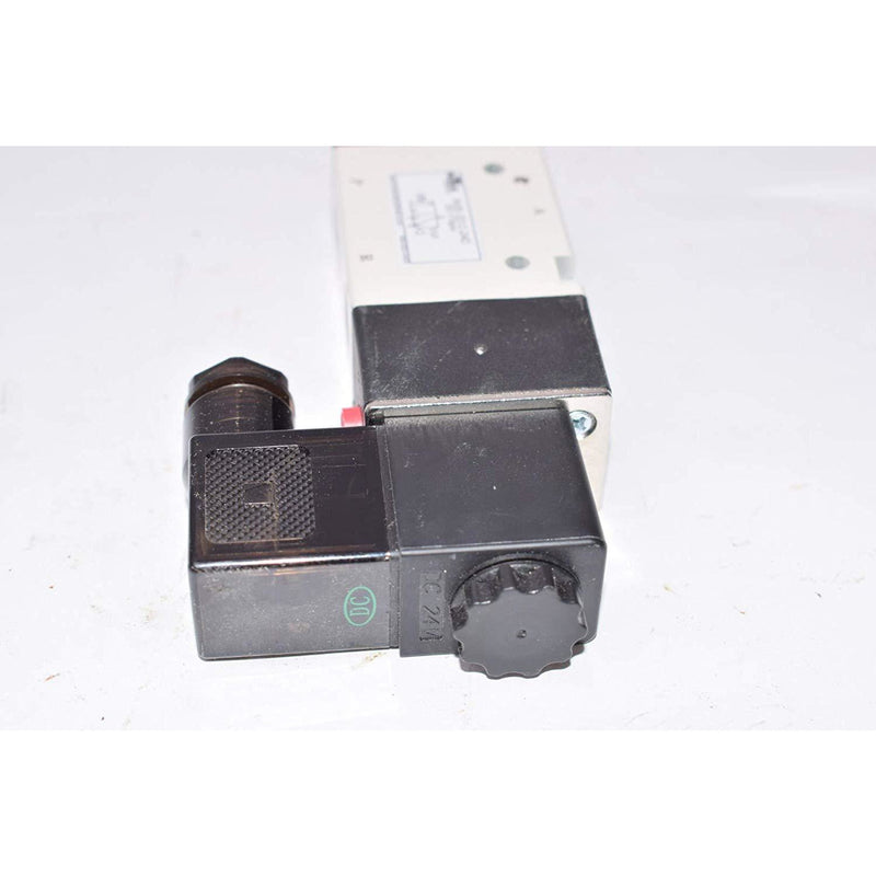 NEW NITRA Pneumatics AVS-3312-24D Solenoid Valve 1.4 NPT 3-Port, 2-Position