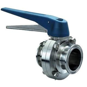 Sanitary Butterfly Valve  ( Manual)