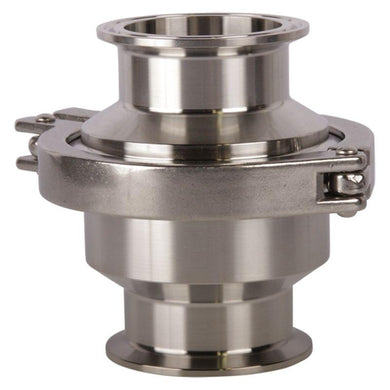 CHECK VALVE TRI CLAMP 316 STAINLESS STEEL SANITARY