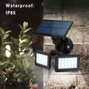 48 LED Lights Outdoor Waterproof Landscape Lighting Garden Solar Light Wall Street Floodlight Lamp Motion Sensor LED Solar Lamps