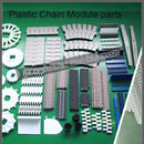 Plastic Chain Plate, Module Conveyor Belt, Plastic Driving Pulley