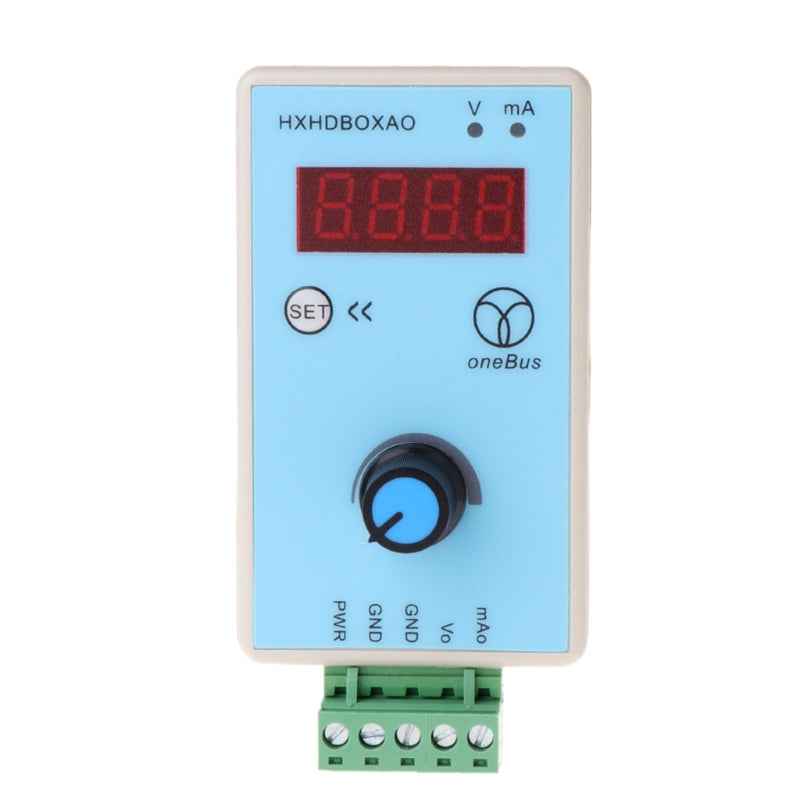 Handheld Current Voltage Signal Generator Analog Simulator Output 0-10V 0-20mA  JU17 Drop shipping
