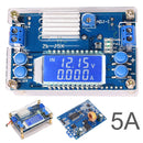1pc LCD Digital Board Buck Module 5A DC-DC Boost Buck Step-down Constant Voltage Current Power Supply Module