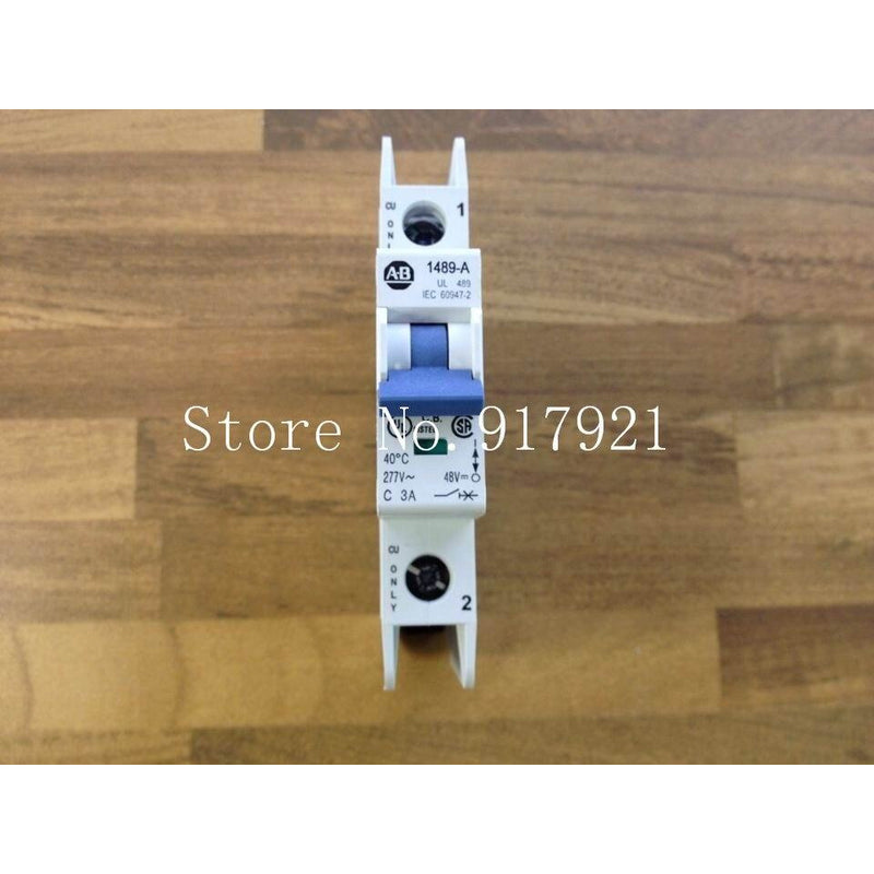 [ZOB] The United States Allen-Bradley Rockwell AB 1489-A 1C030 breaker 1P3A Spain  --10PCS/LOT