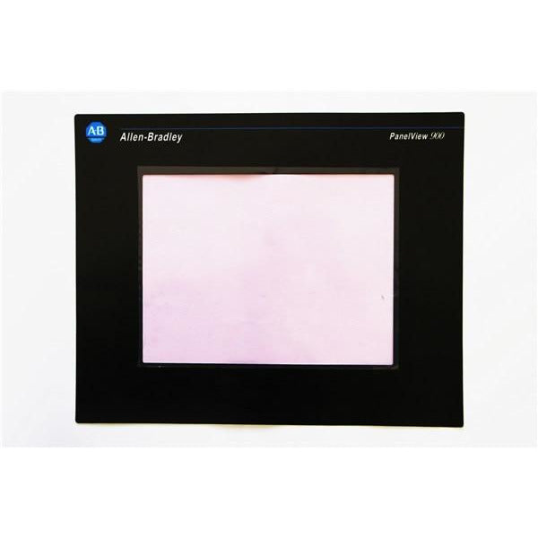 ALLEN BRADLEY 2711-T9C PANELVIEW 900 TOUCH SCREEN REPLACEMENT COVER 2711-T9C OVERLAY, HAVE IN STOCK