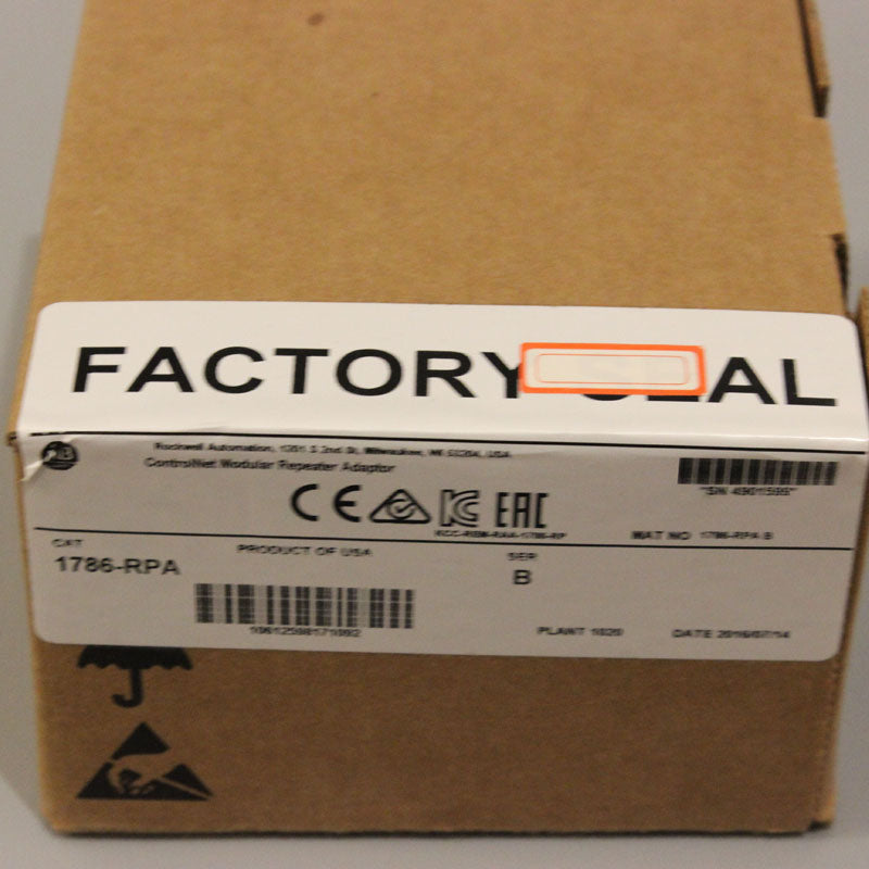 1786-RPA 1786RPA Allen-Bradley,NEW AND ORIGINAL,FACTORY SEALED,HAVE IN STOCK