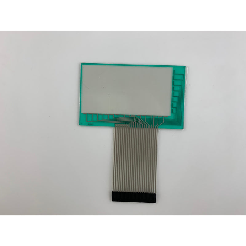ALLEN BRADLEY 2711-B5A PANELVIEW 550 TOUCH GLASS REPLACEMENT 2711-B5A1 OVERLAY, HAVE IN STOCK