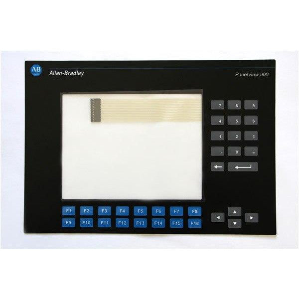 ALLEN BRADLEY 2711-K9C PANELVIEW 900 SCREEN OVERLAY REPLACEMENT 2711-K9G, HAVE IN STOCK