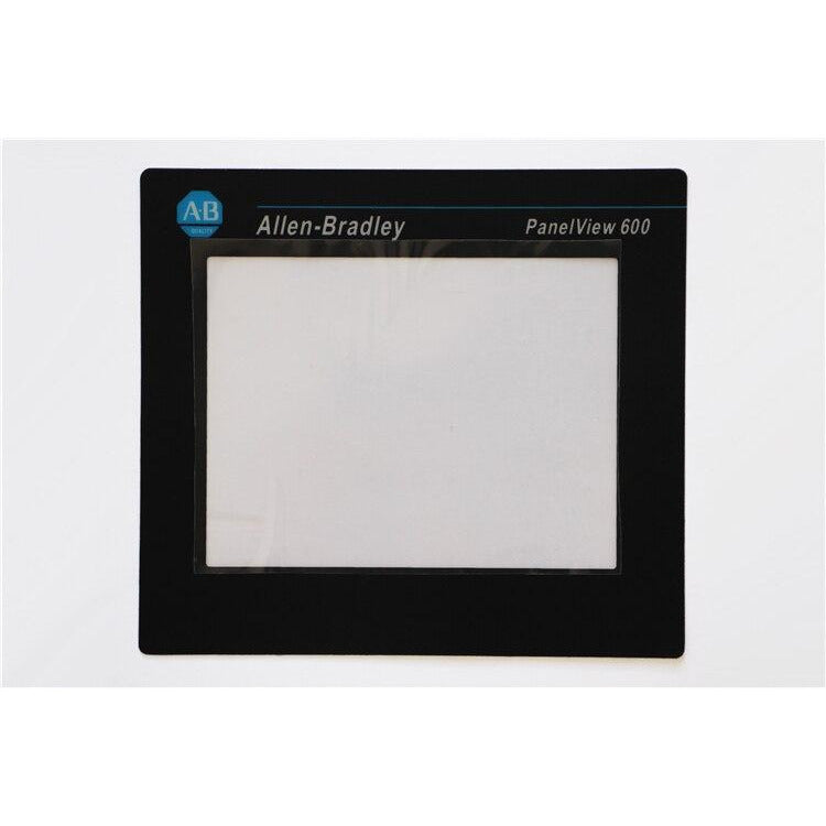 ALLEN BRADLEY 2711-T6C PANELVIEW 600 TOUCH SCREEN REPLACEMENT COVER 2711-T6C OVERLAY, HAVE IN STOCK