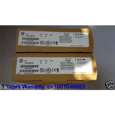 DHL/EUB 1PC AB Allen-Bradley SLC 16Point Digital Output 1746-OBP16 1746OBP16 NEW   15-18