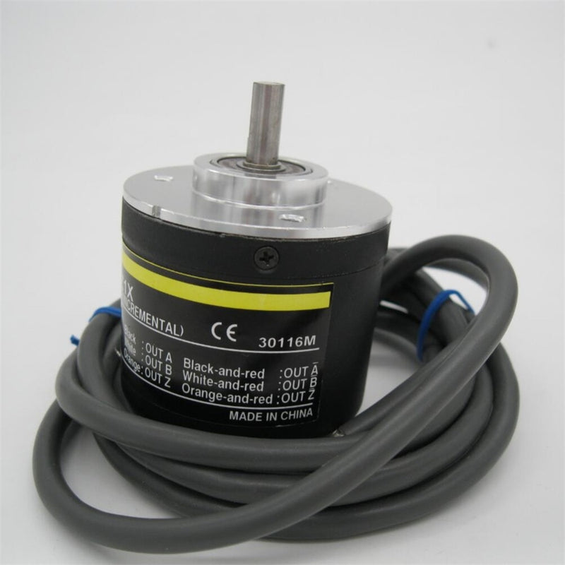 Free Shipping E6C2-CWZ1X 600 1000 1024 1500 2000P/R encoder for Omron / incremental pulse encoder / rotary optical encoder