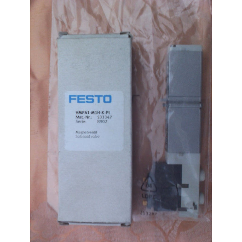 VMPA1-M1H-K-PI 533347 solenoid valves  body  FESTO without Coil free shipping