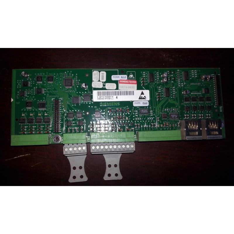 The debugger 6RA70 dc series CUD2 board C98043-A7006-L1