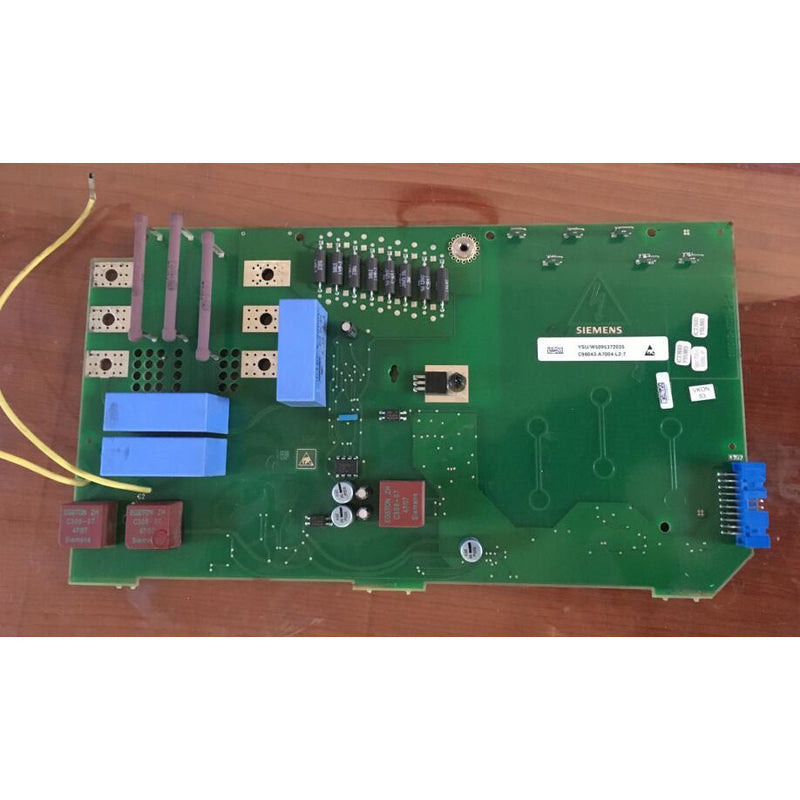 Soft start 6RA70 series high power excitation board C98043-A7004-L2-7