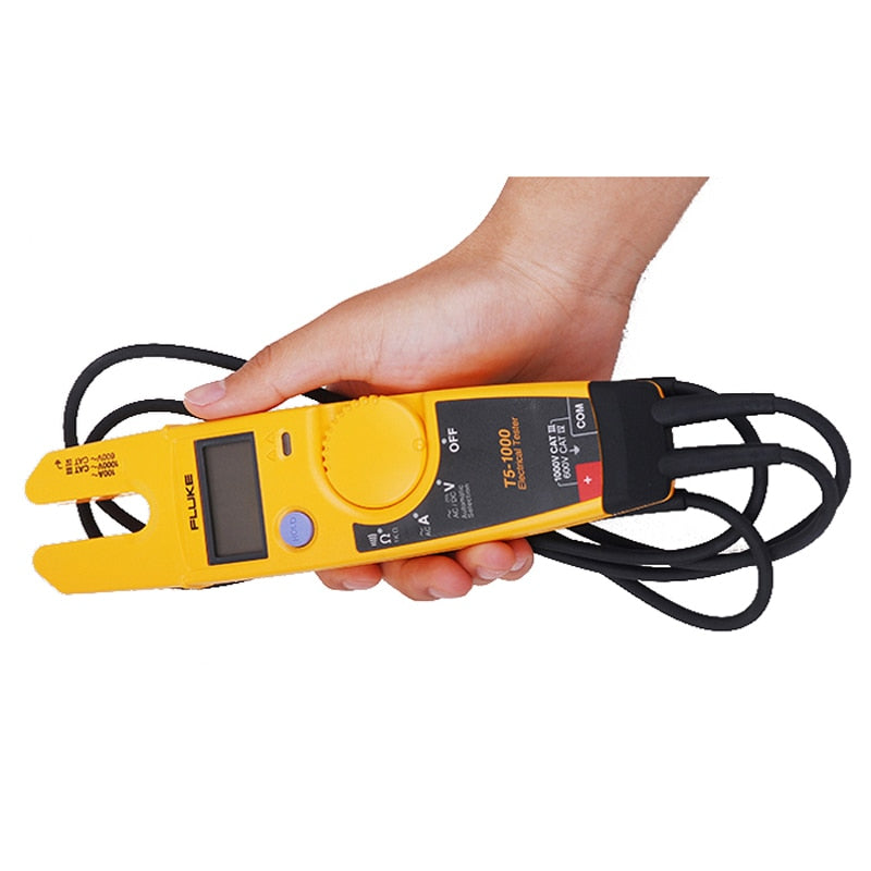 FLUKE T5-1000 1000 Voltage Continuity Electric Current, Clamp Current Meter Tester Voltage Fluctuation Tester