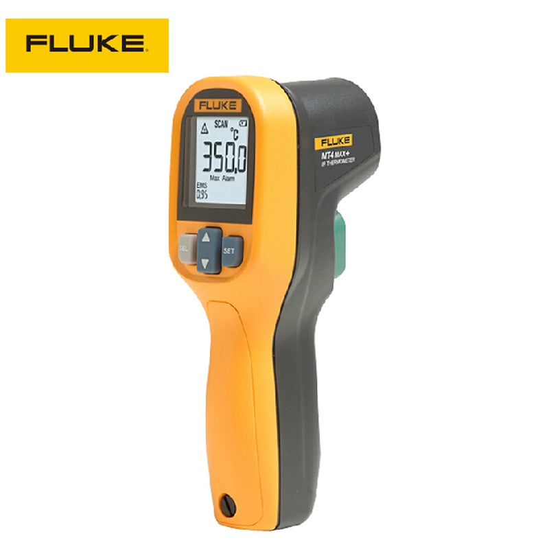 Mini handheld Laser Infrared Thermometer Gun -30 To 350C 100% Fluke brand Hand-held infrared thermometer
