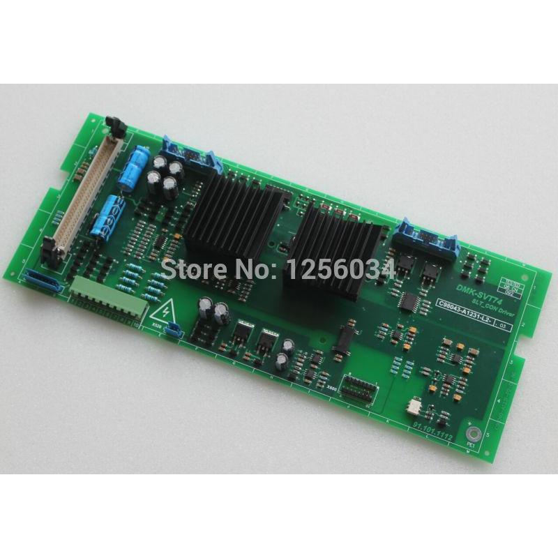 1 piece offset MO printing machines board power converter SVT 91.101.1112 C98043-A1231, motherboard 91.101.1112