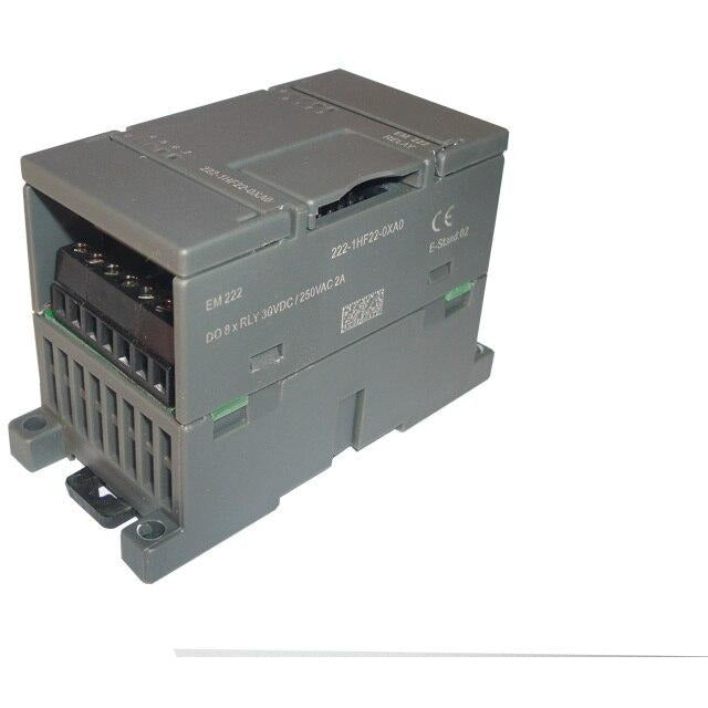 Digital output module EM222-RQ8, compatible with S7-200 plc, 8 output 6ES7 222-1HF22-0XA0