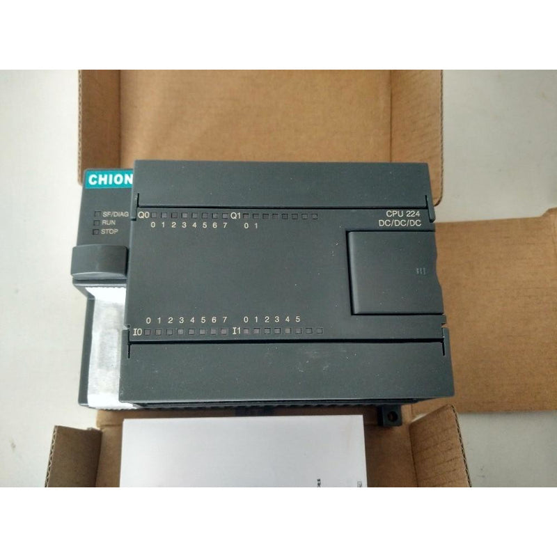 CPU224-DT Compatible S7-200 6ES7214-1AD23-0XB0  6ES7 214-1AD23-0XB0  PLC Main unit  DC 24V  14 DI 10 DO transistor