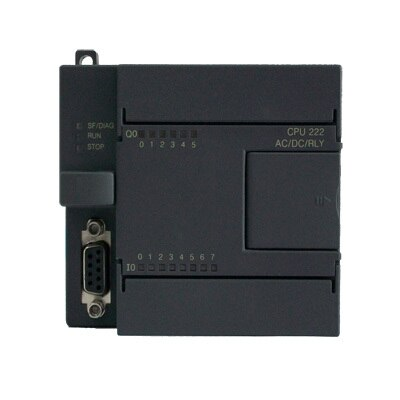CPU222-AR Compatible  S7-200 6ES7212-1BB23-0XB0  6ES7 212-1BB23-0XB0  PLC Main unit  AC 220V 8 DI 6 DO relay