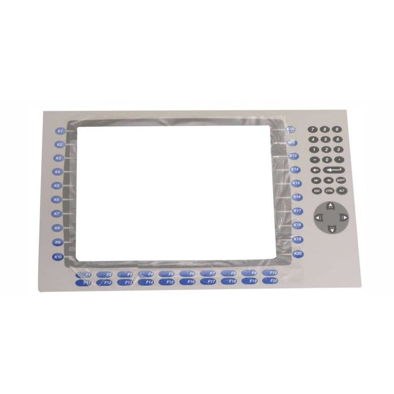 2711P-B12C4A1 new keypad for Allen-Bradley 2711P-B12 repair,Replace PanelView Plus and CE 1250 Membrane Switch,Fast Shipping