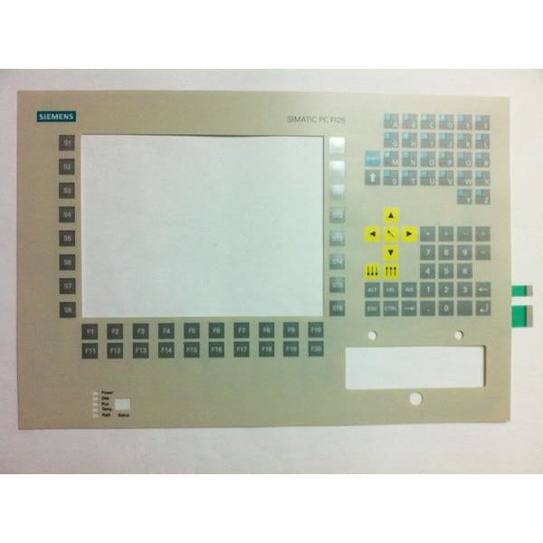 6ES7645-1DM00-0DE1 6ES7 645-1DM00-0DE1 Membrane Keypad For SIMATIC PC FI25 Repair, HAVE IN STOCK