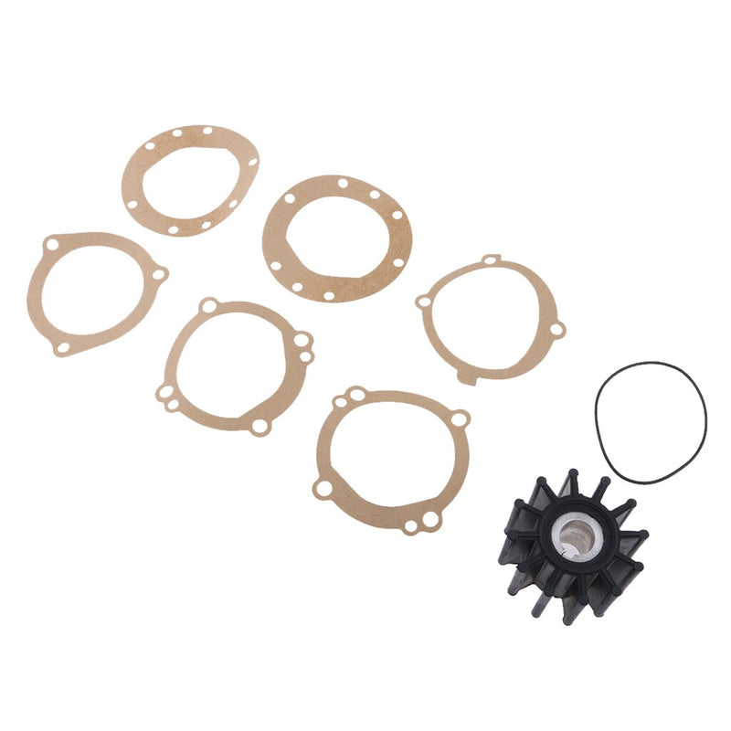 Water Pump Impeller Engine Repair Kit Gasket For Jabsco 18948-0001