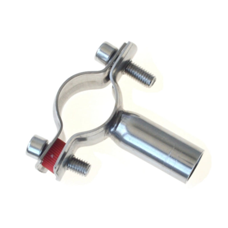 "1/2""-4-1/4"" Sanitary Stainless Steel SS304 Bracket Pipe Fittings Ajustable Clamp pipe fixer"