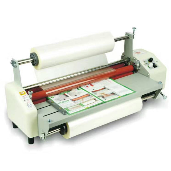 12th 8460T A2+ multi-function Laminator Hot Roll Laminating Machine,High-end speed regulation laminating