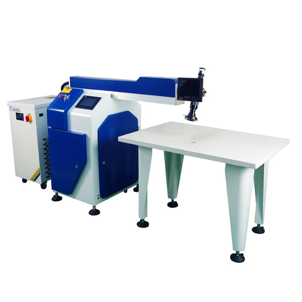 Robot Laser Welding Machine Channel Letter Laser Welding Machine Laser Welding Machine Handheld