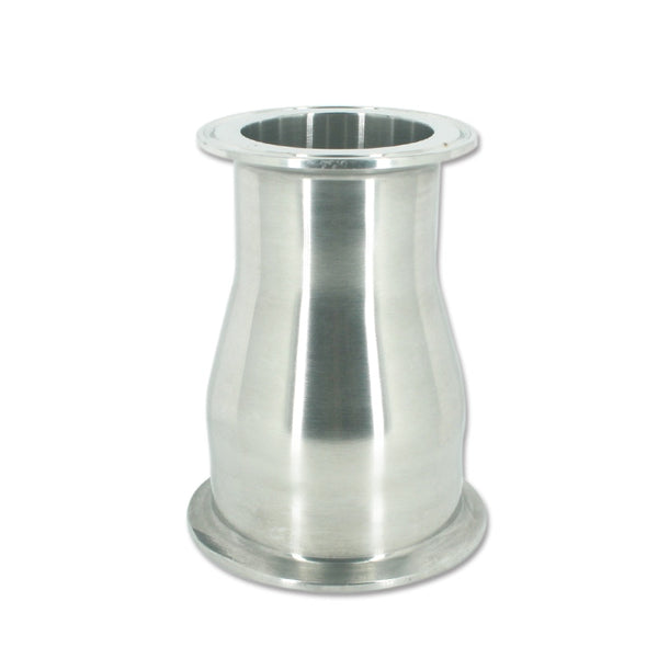 "51MM to 45MM 2"" to 1.75"" Sanitary Ferrule Reducer Fittings to Tri Clamp Stainless Steel SS304"