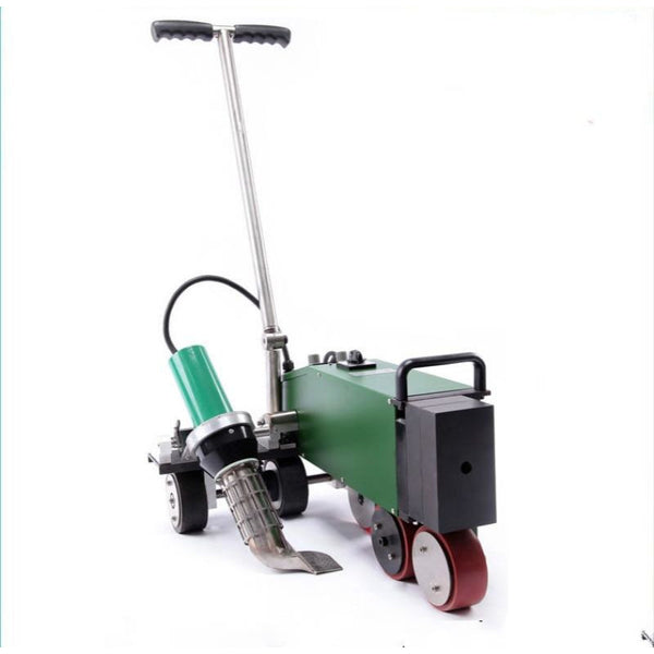 4200W roof waterproofing hot air welding machine for PVC TPO membrane roof  high power Hot Air seam welding machine robot