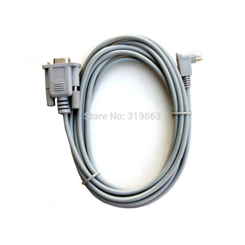Allen Bradley Micrologix Cable w 90 Degree End 1761-CBL-PM02