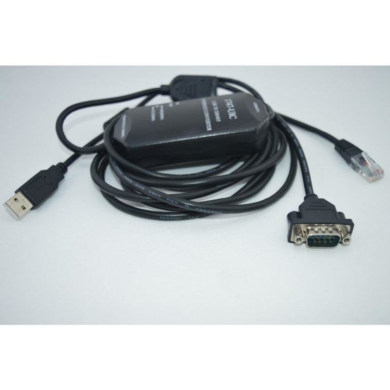 1747-UIC Programming Adapter Cable USB to DH485 - USB to 1747-PIC for Allen Bradley SLC 5 FTDI Chipset