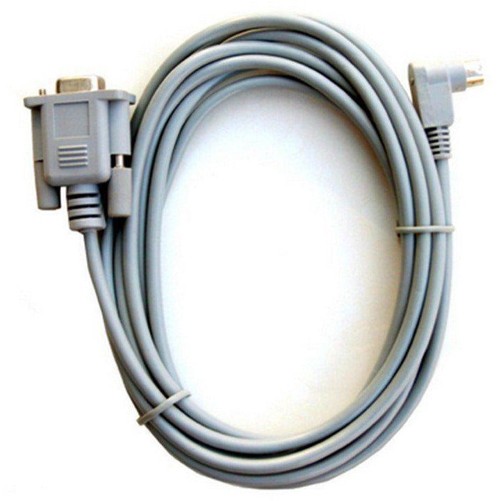 ALLEN BRADLEY MICROLOGIX CABLE SERIAL 1761-CBL-PM02 90 DEG END,HAVE IN STOCK